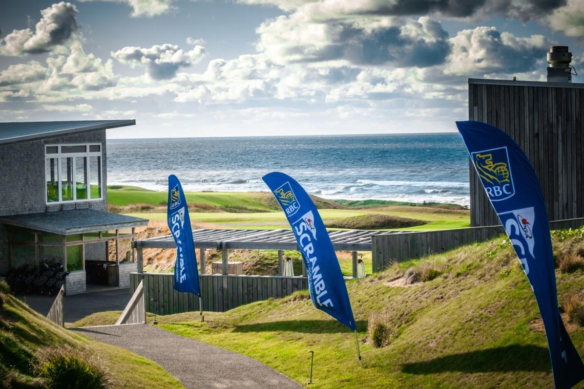 La finale nationale du Scramble RBC PGA présentée par la Compagnie Lincoln Motor au Cabot Links