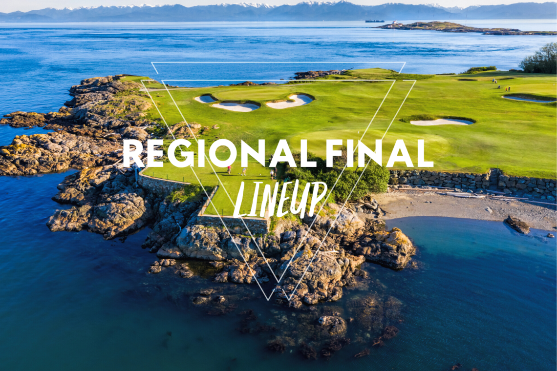 Regional Final Venues Confirmed for RBC PGA Scramble presented by The Lincoln Motor Company