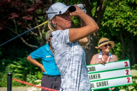 Women's PGA  Cup Spots Up For Grabs