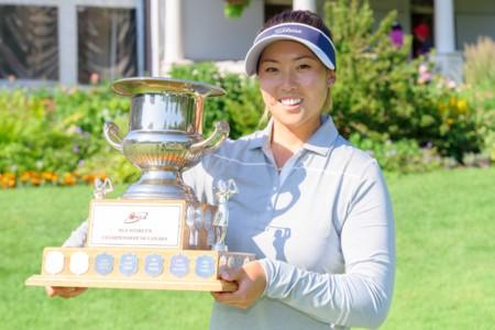 Rebecca Lee-Bentham Wins DCM PGA Women's Championship