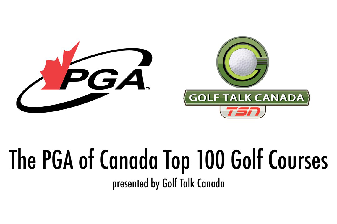 The PGA of Canada unveil its Top 100 golf courses in Canada presented by Golf Talk Canada