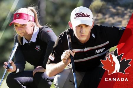 Golf Canada dévoile les membres de la formation Jeune pro d'Équipe Canada