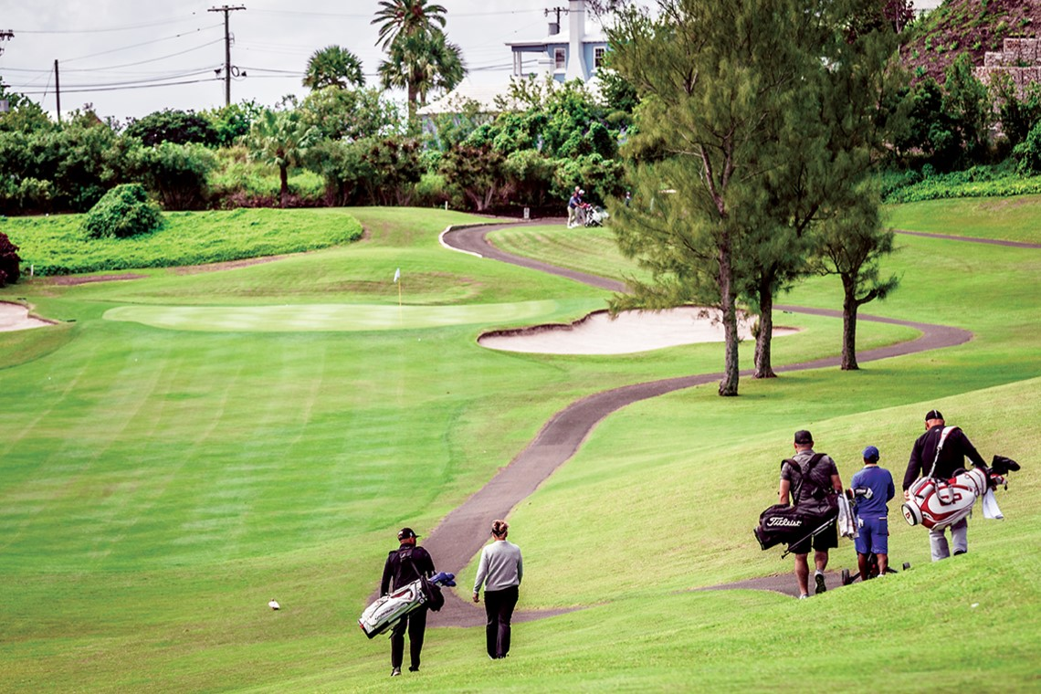 GOLF AND HEALTH WEEK TO HIGHLIGHT HOW THE SPORT HELPS WELLBEING