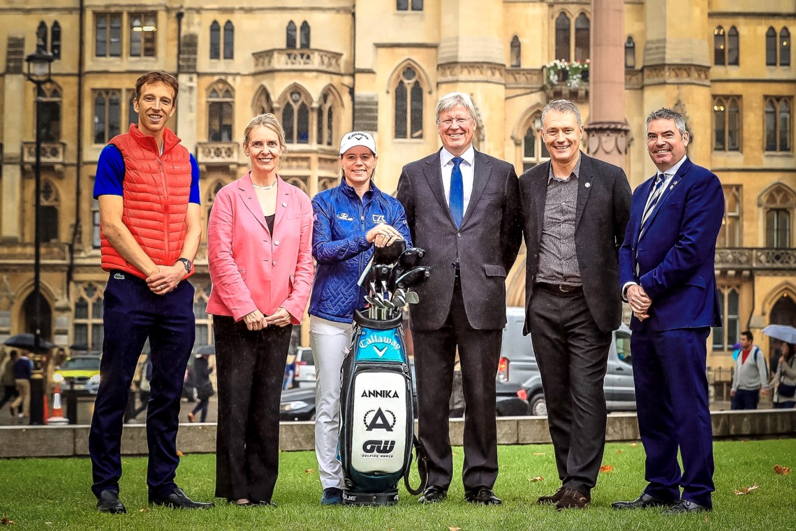 Global consensus for golf in the race to tackle physical inactivity