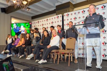 The 2019 Team Canada Media Day