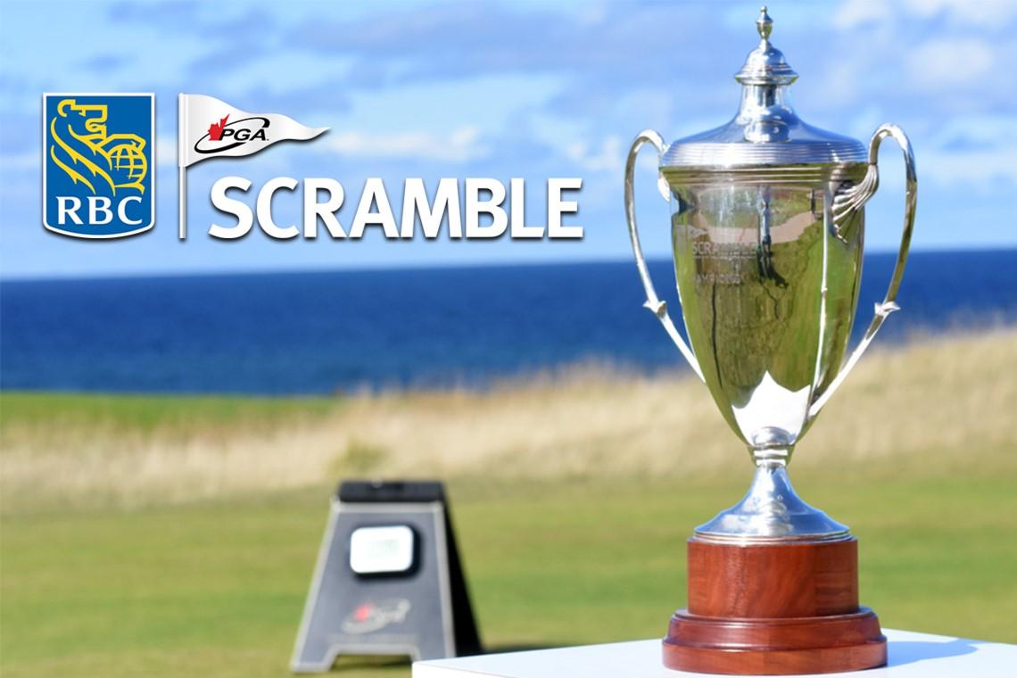 L'équipe du Lake Joseph Club est en tête lors du coup d'envoi de la finale nationale du Scramble RBC PGA 2021