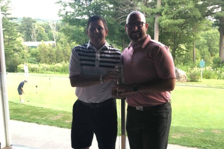 Benson Wins PING and BPG Championship in a Playoff