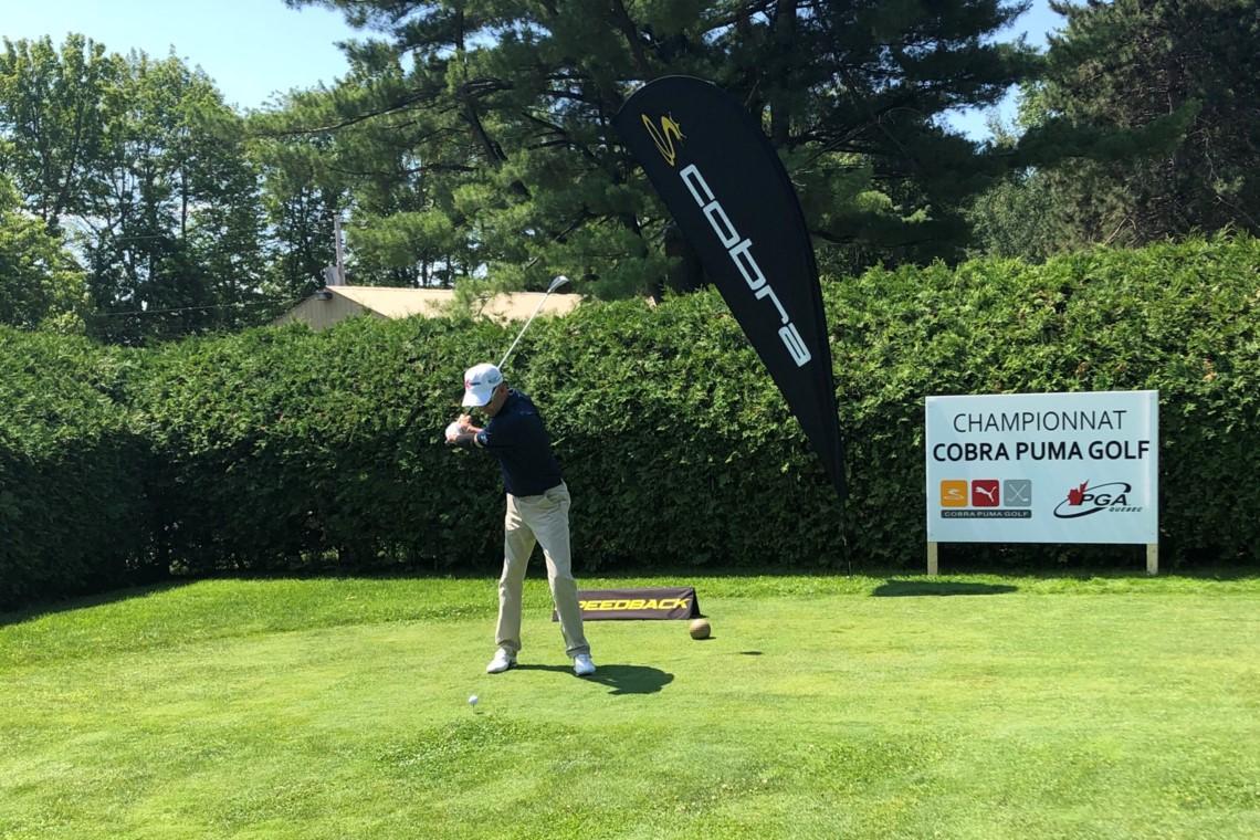 Jean Laforce sur le circuit PGA Europe sénior