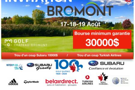 Invitation Bromont