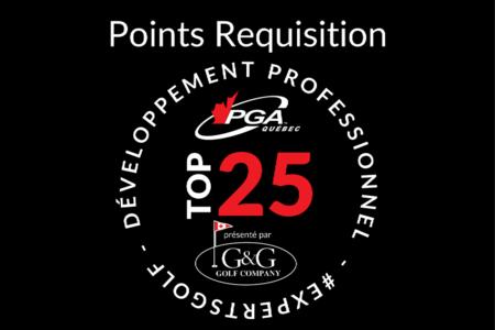 Points Requisition Form