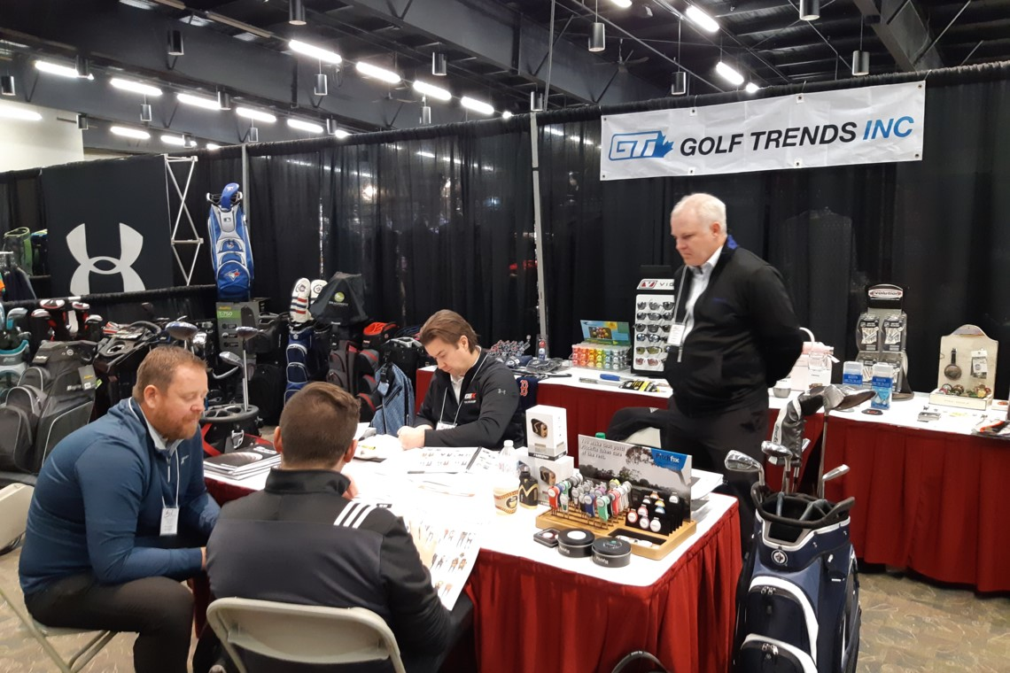 Golf Companies Reach Out Over Merchandise Show Loss