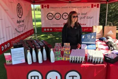 PGA Sask Members to support the MJT Mini Tour events.