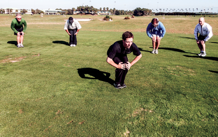 Words from the Education Wing—Yoga For Golfers