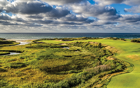 RBC PGA Scramble presented by The Lincoln Motor Company National Final Heads to Cabot Links