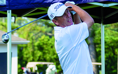 Jim Rutledge Leads Mr. Lube Seniors' Championship of Canada