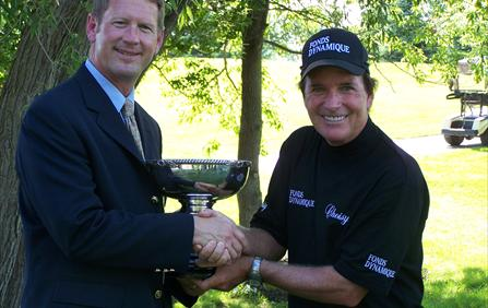 Yvan Beauchemin Wins in his Debut at the BreconRidge Canadian PGA Seniors' Championship