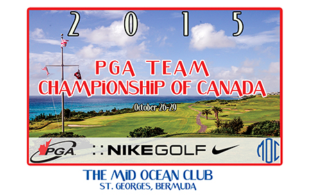Nike Golf PGA Team Championship Heading to Bermuda's Mid Ocean Club