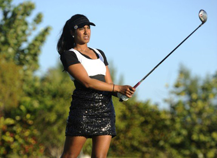 Big Break Stars Sadekar, Brown, Bieber & Tanaka to Play in 2010 Canadian PGA Women's Championship