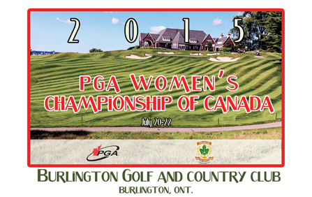 BROOKE HENDERSON TO DEFEND PGA WOMEN'S CHAMPIONSHIP OF CANADA TITLE